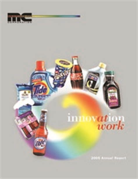 multi color corp annualreports