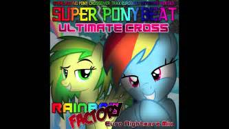 How To Make Toaster Super Ponybeat Ultimate Cross Rainbow Factory Euro