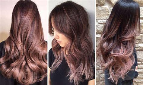 mechas para cabello chocolate chocolate malva la nueva tendencia para el cabello