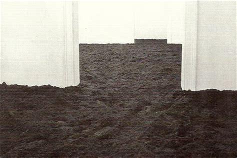 de earth room la arquitectura en la definicion paisaje de walter