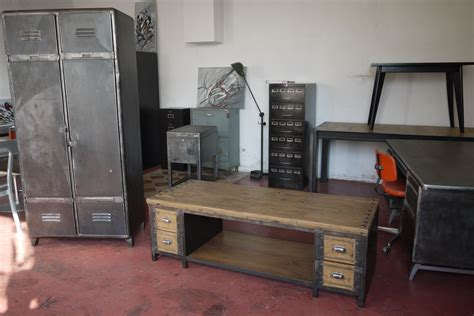 Petit Meuble Industriel 972 by Table Basse Meuble Tv Industriel Atelier Vintage