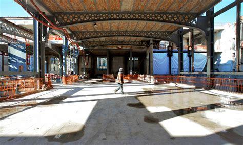bureau de poste rue du louvre l impressionnant chantier de la poste du louvre bouygues