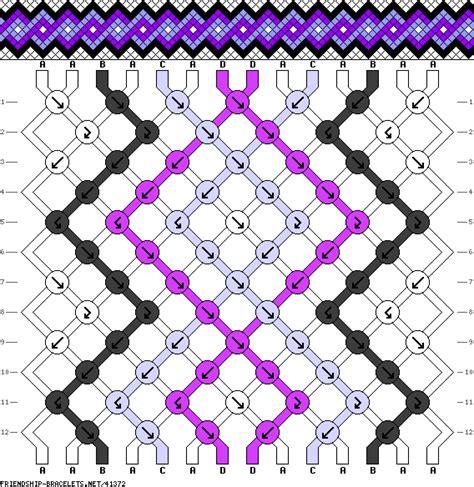 pattern xsd string 41372 friendship bracelets net
