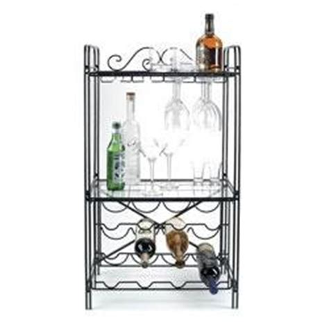 Free Standing Wine Glass Rack by Wine And Glass Floor Rack Free Standing