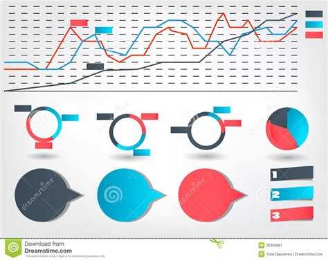 infographic templates for business vector illustration infographic template business vector illustration stock