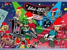 blink 182 won t be home for
