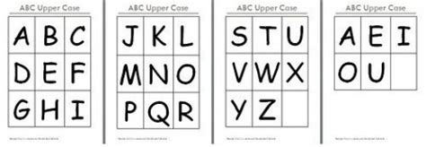 alphabet flash card template free printable alphabet flash cards hubpages
