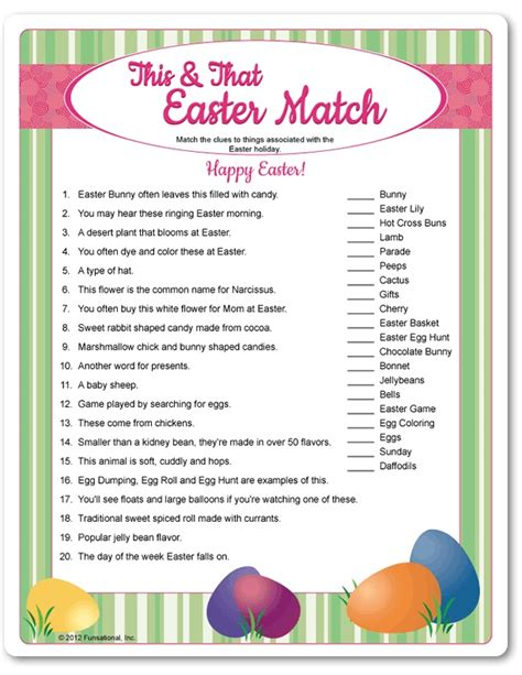 printable easter quiz search results for printable christmas games calendar 2015