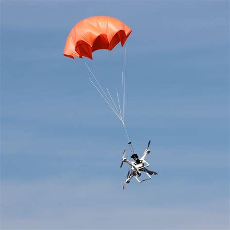 mars mini  ballistic drone parachute fly responsibly