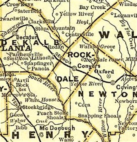 Rockdale County Search Georgiainfo