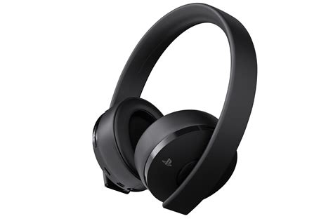 Sony Gold Wireless Headset the ps4 s gold wireless headset is getting a new design vg247