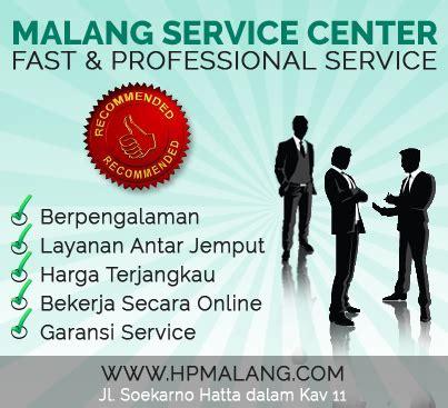 service hp malang
