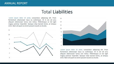 annual report template for powerpoint slidemodel
