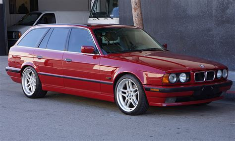 1995 bmw 540i for sale 1995 bmw 540i touring 6 speed for sale on bat auctions