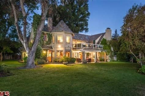 larry david house in pacific palisades calif listed for