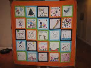 you to see 1st grade class quilt on craftsy