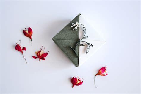 Origami Present - ka茵莖tla k 252 231 252 k 蝓eyler yeni origami hediye kutular莖 new