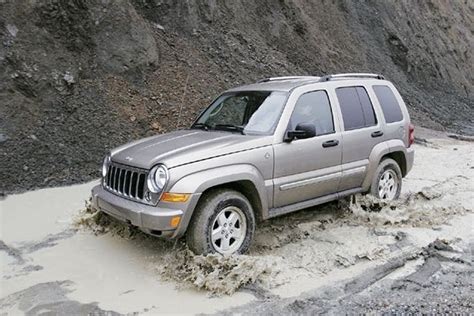 Jeep Liberty Diesel Reviews 2005 Jeep Liberty Crd Limited Review Test Drive Four