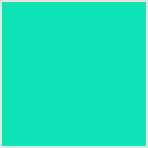 blue green colour 0ee3b8 hex color rgb 14 227 184 blue green bright