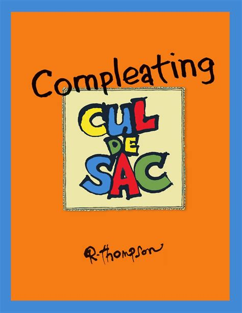 cul de sac collection two books 7 12 books cul de sac compleating cul de sac available now new