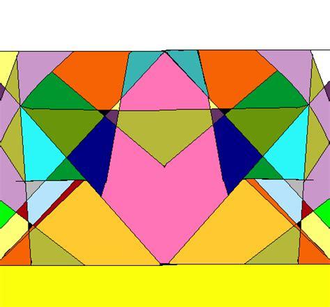 imagenes figurativas simetricas dibujo de simetr 237 a pintado por mariela en dibujos net el