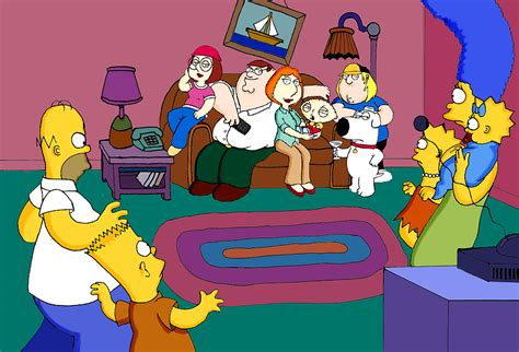 simpsons couch top couch gag below in wallpapers