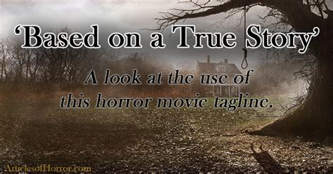 my based on a true story books based on a true story a look at the use of this horror