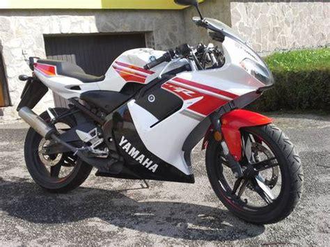 Yamaha 50ccm Motorrad by Tzr Yamaha 50 Ccm