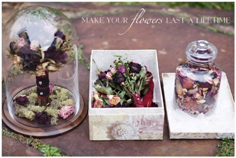 Top 10 DIY?s For Preserving And Displaying Dried Flowers