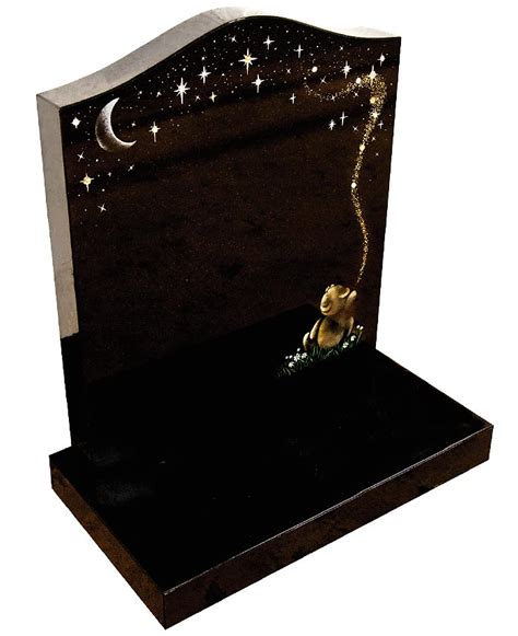 Engraved Glass Vases Stars Childrens Cremation Memorial Co Operative Memorials
