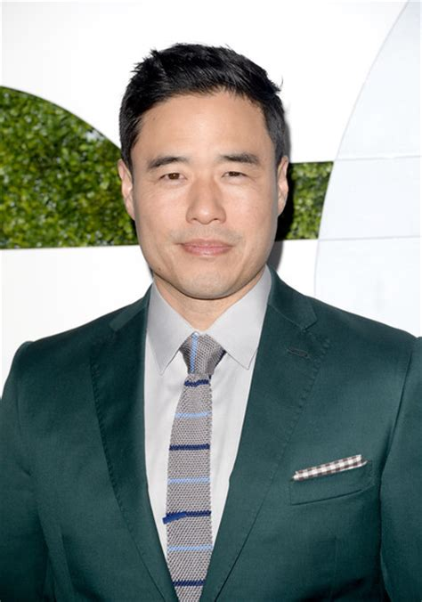randall park randall park pictures arrivals at the gq men of the year