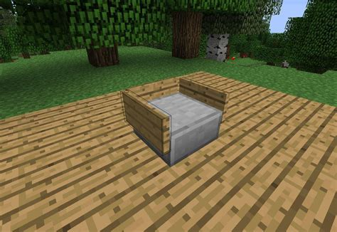 How To Make Furniture In Minecraft by How To Make Furniture In Minecraft 171 Minecraft