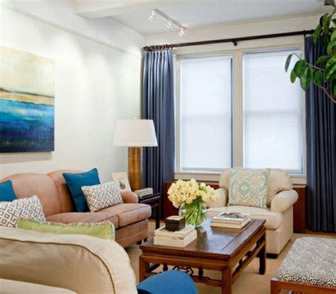 blaue gardinen wohnzimmer gardinen ideen f 252 r ihre wohnung archzine net