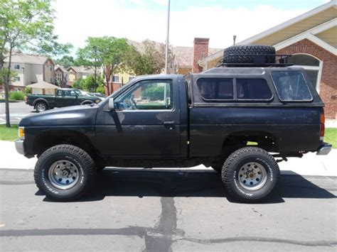 nissan hardbody 4x4 1993 nissan hardbody d21 4x4 offroad vehicle for sale