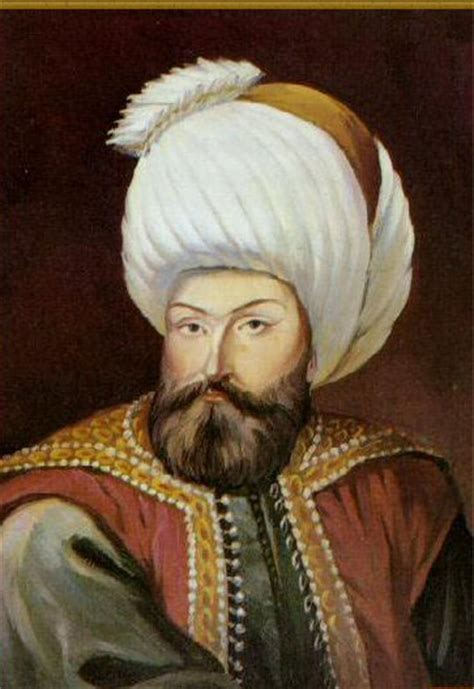 first ottoman sultan the ottoman sultans osman ghazi