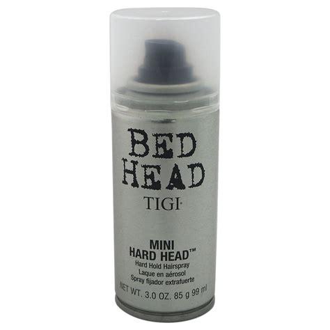 tigi bed head hard head tigi bed head hard head hair spray 10 6