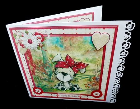 Decoupage Kits Sale - the card mini kit decoupage cup716381 1894