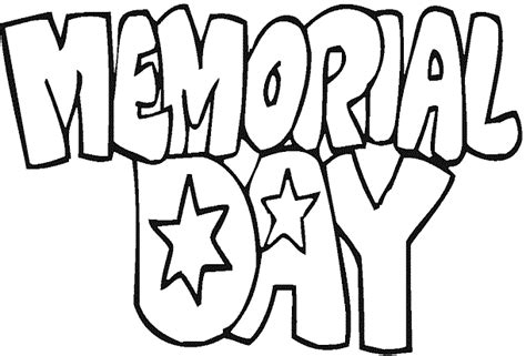 memorial day coloring pages coloring pages to print