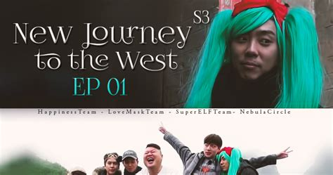 dramanice new journey to the west 3 happiness team new journey to the west s3 ep01