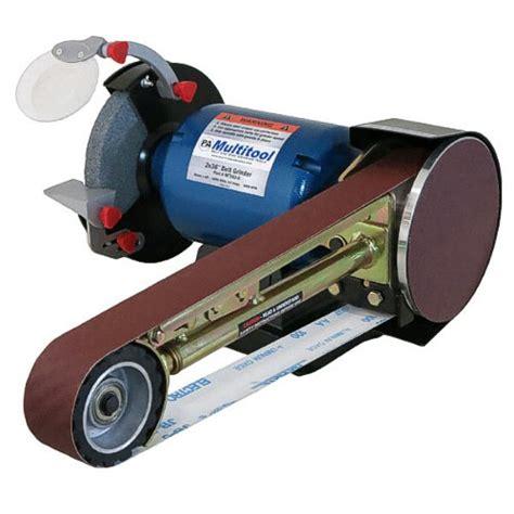 bench belt sander for metal multitool 1 hp 2x48 belt grinder sander polisher metal