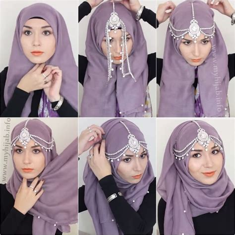 tutorial turban pashmina 25 best ideas about hijab tutorial on pinterest hijab
