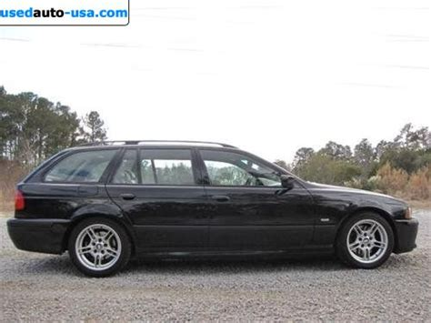Bmw 5 Series Wagon For Sale by For Sale 2003 Passenger Car Bmw 5 Series Sport Wagon