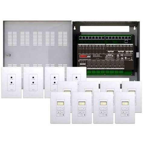 hai home automation 95a001 hi fi 2 8 zone 8 source kit in