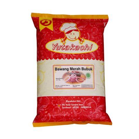 Bawang Bubuk jual yutakachi bawang merah bubuk bumbu masak 1 kg