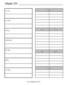 menu planning template with grocery list meal planning and grocery list grocery list template