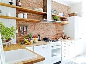 Kitchen Accent Wall Ideas by 30 Trendy Brick Accent Wall Ideas For Every Room Digsdigs