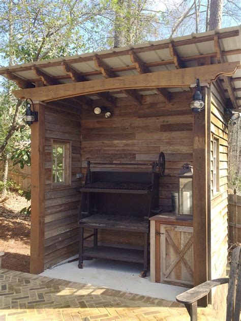 Sheds Barbecue 1000 images about grill shed ideas on