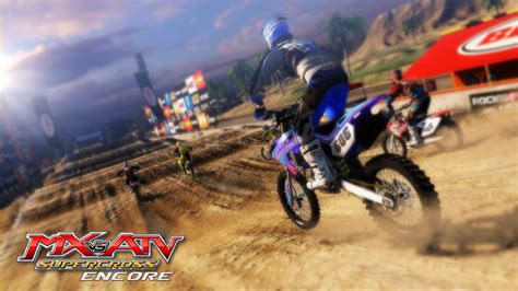 motocross vs atv mx vs atv supercross encore en route sur next gen news jvl
