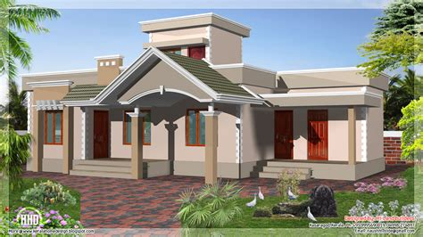 one house designs 1250 square one floor budget house kerala home