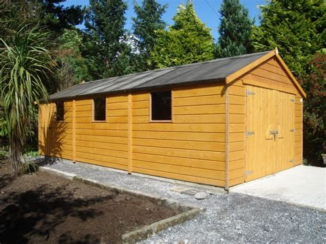 Block Garage Cost by Cost Of Block Built Garage 24 X 10 Boards Ie
